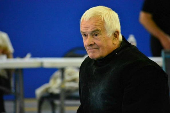 NW Fencing Center's Yves Auriol