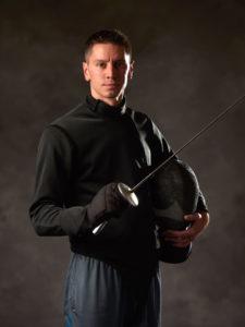 NW Fencing Center Head Coach Simon Abrams