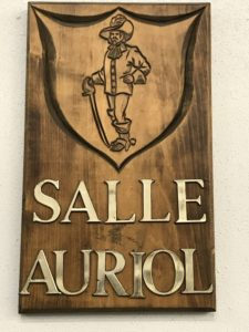 NW Fencing Center: Salle Auriol
