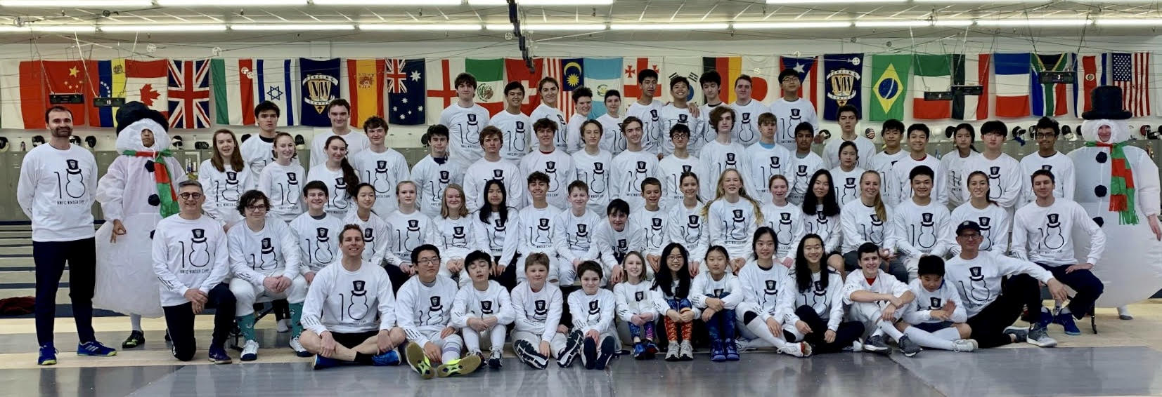 NW Fencing Camps and Clinics