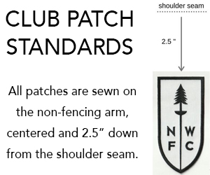 NWVC Patch standards
