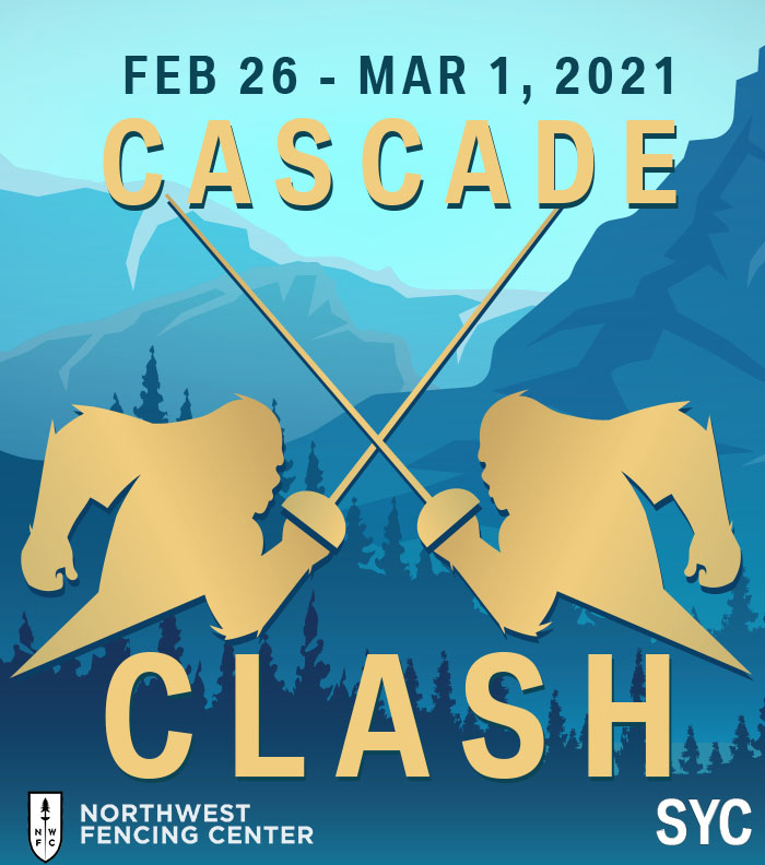 Cascade Clash 2020 - SYC at Northwest Fencing Center